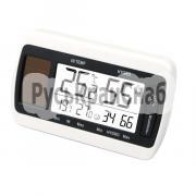 Термометр-гигрометр La Crosse WT150-WHI фото 1
