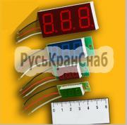 Вольтметр постоянного тока ВПТ фото 1