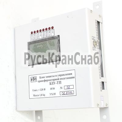 Блок защиты и управления трансформаторной подстанцией БЗУ-ТП - фото 4
