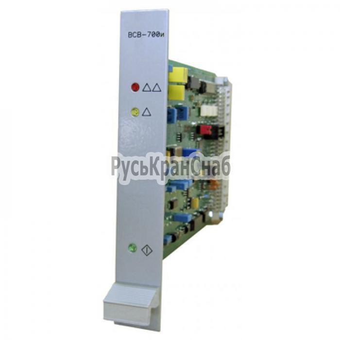 Блок контроля тепломеханического искривления ротора БК-И - фото