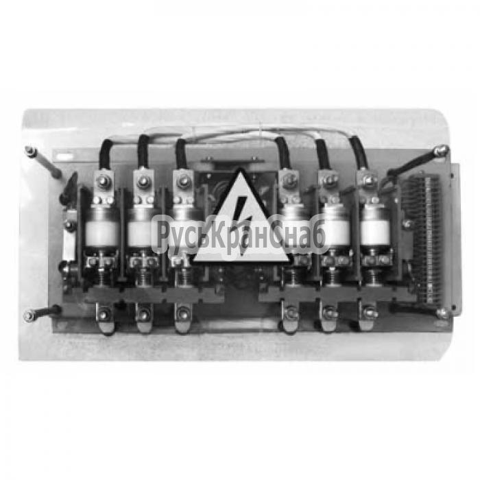 Реверсивные вакуумные контакторы КВТн - фото