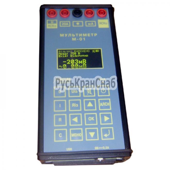 Мультиметр М-01 - фото