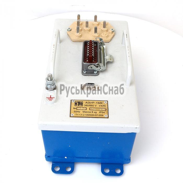 Аппарат защиты от токов утечки унифицированный рудничный АЗУР.1МК - фото 5