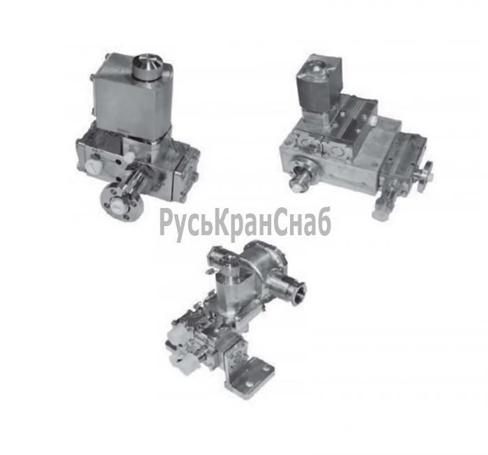Блоки управления пневмоприводной арматурой УФ96557М фото 1
