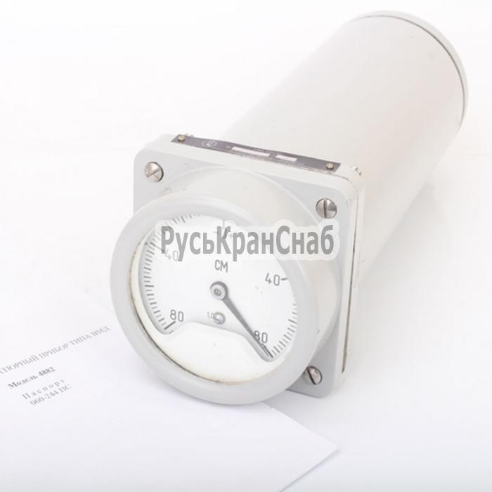 Вторичный прибор ВМД 4882-03 - фото